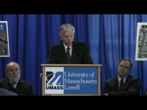 UMass Lowell & The City's Partnership - Chancellor...