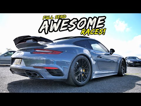 RACING MY TUNED PORSCHE 911 TURBO S AGAINST CRAZY MODIFIED CARS!