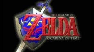 Ocarina of Time: Gerudo Valley