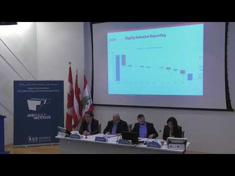 Enhancing Domestic Accountability In Lebanon In Light Of CEDRE Conference - CEDRE Conference