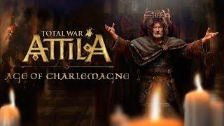 Total War:Attila Королевство франков ч.1