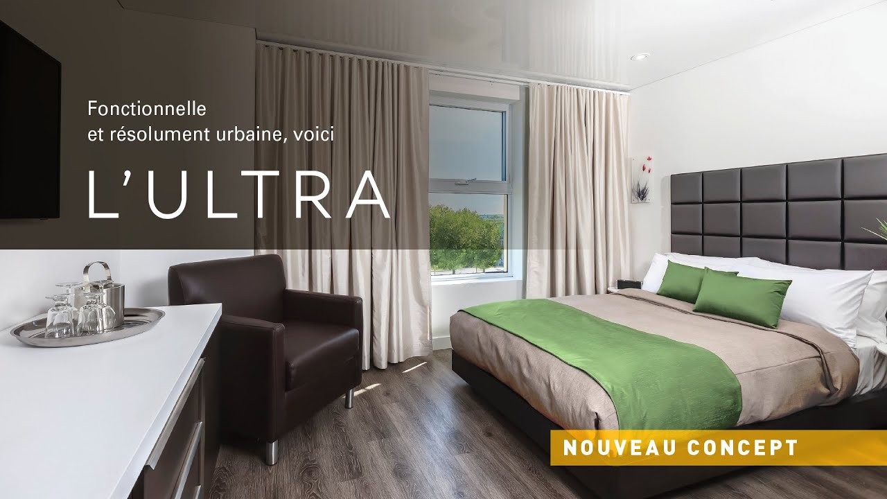 chambre ultra h244tel ch226teau laurier youtube