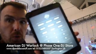 American DJ Warlock