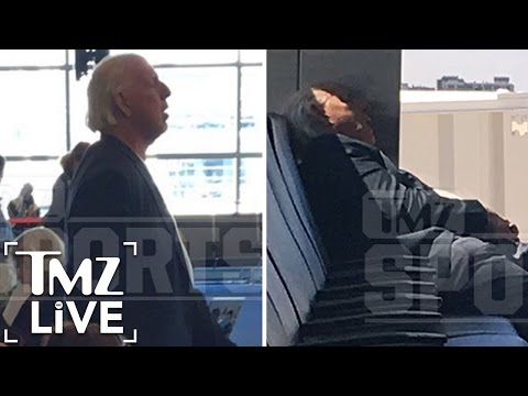Ric Flair: Airport Incident | TMZ Live