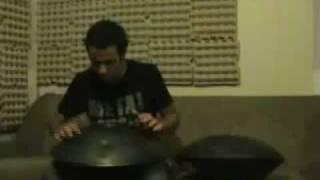 Manu Delago - Hang Drum solo (Mono desire) [Tiger Mendoza remix]