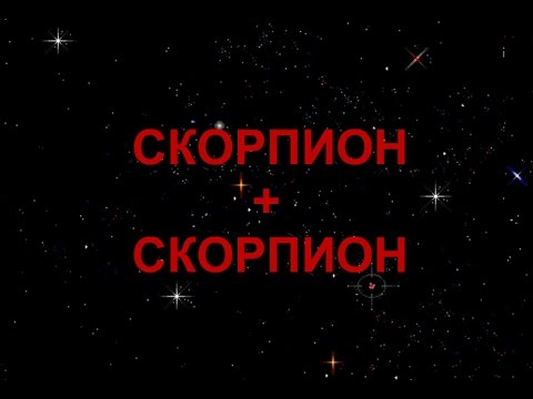 СКОРПИОН+СКОРПИОН - Совместимость - Астротиполог Дмитрий Шимко