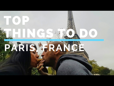Top Things To Do in Paris ll Travel Guide