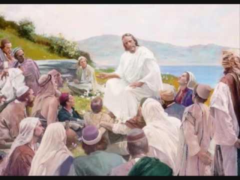 Mateo Ca 7 - El Final del Sermón del Monte de Jesucristo - YouTube