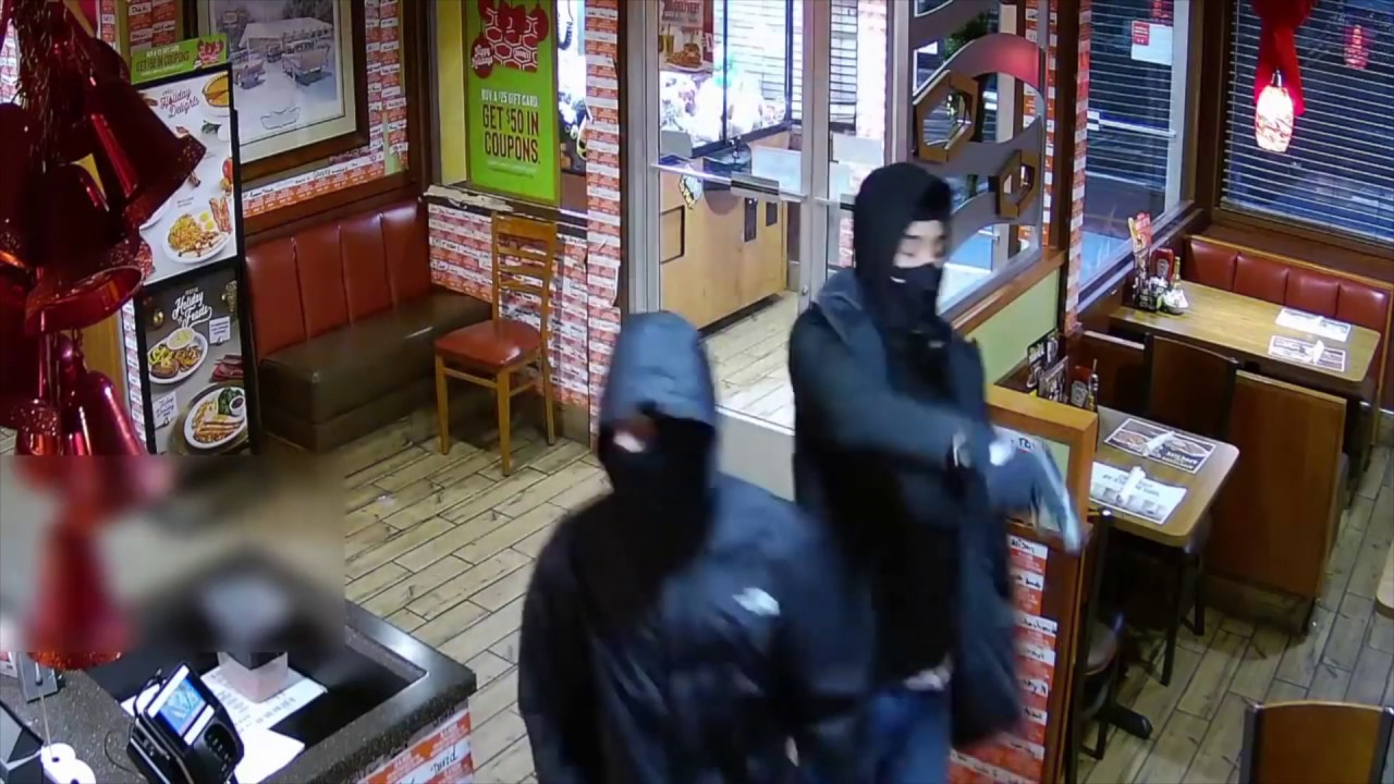 DoorDash driver killed in Denny's robbery - Dec. 26, 2019 $10,000 reward with info leading to a