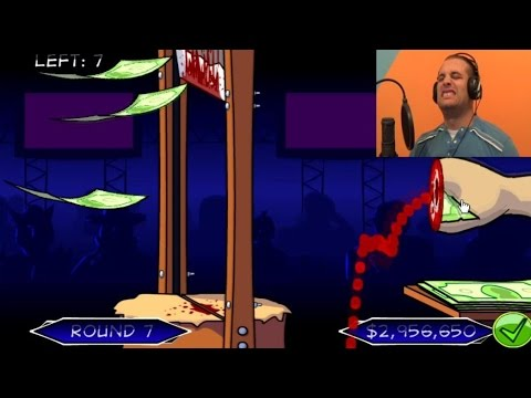 SERBIAN MILLIONER ! ! ! Handless Millionaire 2 [Srpski Gameplay] ☆ SerbianGamesBL ☆