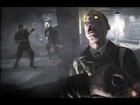 Call of Duty Black Ops  Kino Der Toten  115 lyrics