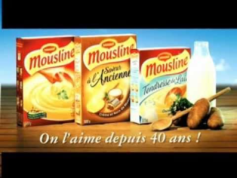 """Nestlé """"Mousline"""""""