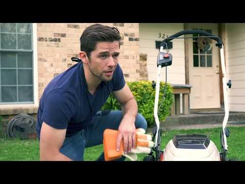 Stihl RMA 460 Lawn Mower Review Texas Home Improvement