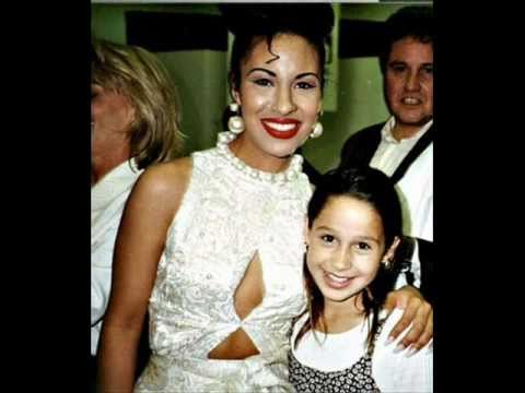 selena and jennifer Pena - amame duet with Pete