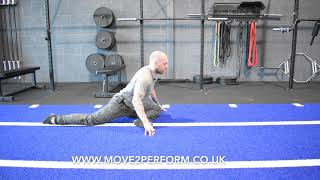 Linking mobility moves together