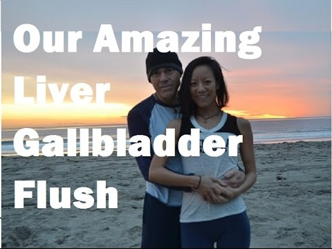Our Amazing Liver & Gallbladder Flush Video.