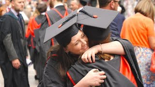 University of South Wales Graduation 2017