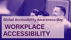 """""""Inclusion Matters: Accessibility In The Workplace"""" - Franziska Hauck"""