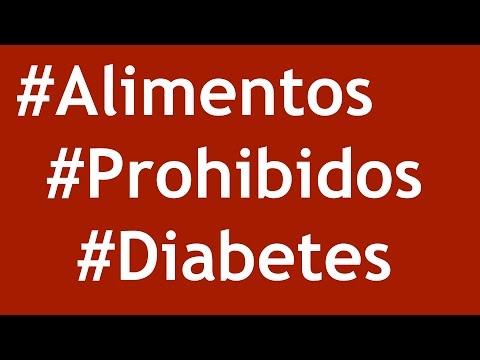 Alimentos prohibidos para diabeticos los alimentos que debe evitar un diab tico youtube - Alimentos que no debe comer un diabetico ...