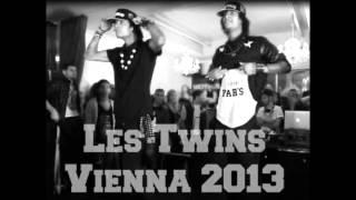 LES TWINS   Mikey J & The UK Female Allstars - Rock The Mic