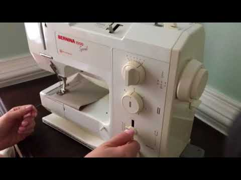 Bernina 40 Special For Sale On Ebay YouTube Fascinating Bernina Used Sewing Machines For Sale