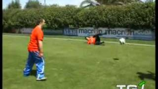 WEAR THE LACES EUROPEAN FOOTBALL WEEK CAGLIARI CALCIO