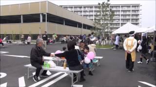 [2014-11-09][1215]千葉徳洲会病院さざんか祭り<船橋高根台団地>