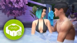 The Sims 4 Perfect Patio Stuff: Genel Bakış