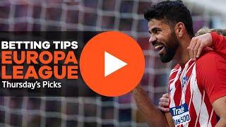 Europa League - Betting Tips | 22nd Feb