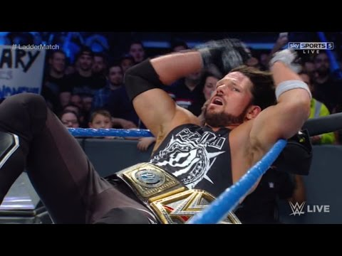WWE AJ Styles Most Savage Moments, Funny Moments, Outrageous Moments Of 2017! (So Far)