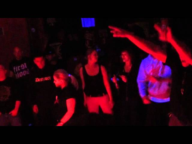 Spider crew -club Božak 14.5. 2012 part 3 Travel Video