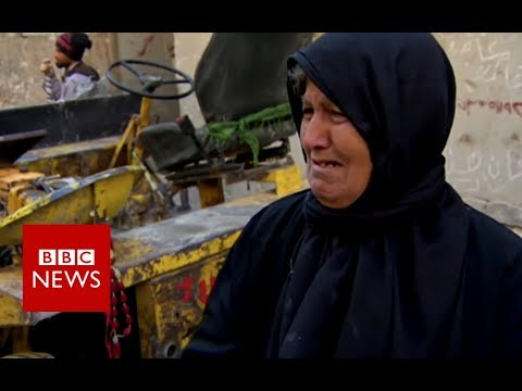 Mosul: Survival and division in Iraq after IS - BBC News