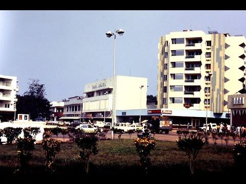 Bangui 81 -  82 en photos ( musique traditionnelle 3 )