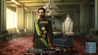 Civilization V OST | Haile Selassie Peace Theme | Traditional melody, Selassie's National Anthem