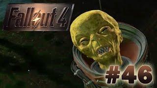 Fallout 4 Прохождение 46 - НЛО и Инопланетяне