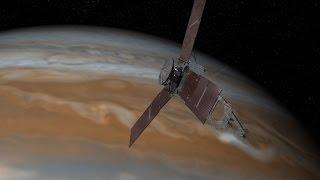 المركبة الفضائية جونو نجحت في دخول المدار حول كوكب المشتري    6-7-2016