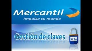 Banco mercantil: como crear o cambiar clave telefonica por mercantil en linea