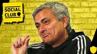 ARE MANCHESTER UNITED NOW TOP 4 FAVOURITES? | SOCIAL CLUB