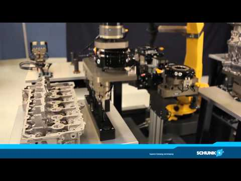 SCHUNK named Entire Automation's favorite vendor