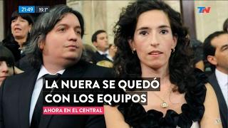 """""""La nuera se quedó con los equipos"""", en """"TN Central"""" con Geuna y Duffard - 06/02/17"""