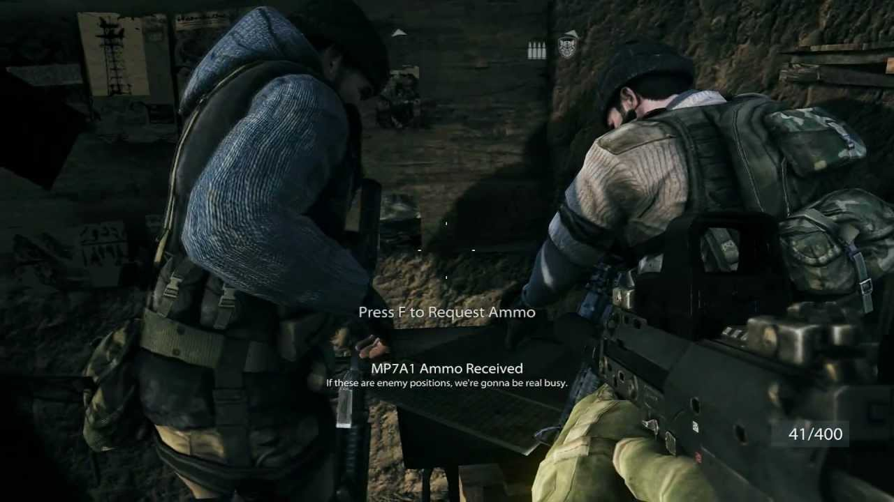 Medal Of Honor 2010 Gameplay PC FullHD GTX 460
