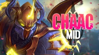 Download lagu Smite WHY IS CHAAC MID SO CRAZY STRONG Incon MP3
