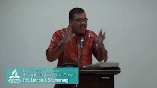Pengharapan Dari Yesus - Pdt. Lindon J. Situmorang