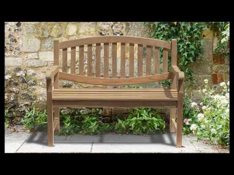 Home garden bench ideas