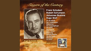 An die Musik, Op. 88, No. 4, D. 547