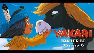Yakari (Vlaamse versie) l Trailer BE l Release: 12.08.2020