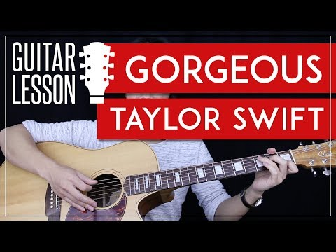 Everything Has Changed Guitar Tutorial - Taylor Swift Ed Sheeran ...