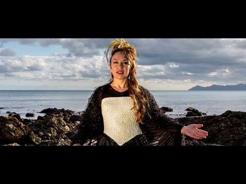 NZ on Air BEST MUSIC VIDEO OF THE YEAR 2015 Waiata Maori Awards -  Toni Huata - Hopukia te tao