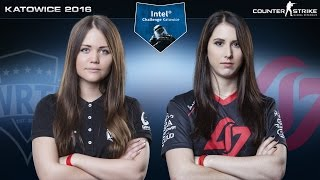 CS:GO - WeRunThisPlace vs. CLG Red [Cache] - Intel Challenge Katowice 2016 - Grand Final Map 2