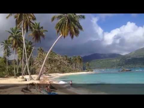 Samana, Dominican Republic 2014 - El Limon, Playa Rincon, Grand Paradise Samana, whale watching